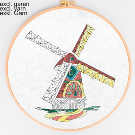 Hollandse Molen Simy's Studio