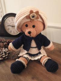 Funny Bear Emily Crochet Kit