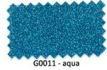 Glitter Flexfolie Aqua G0011