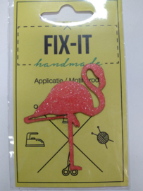 Flamingo Glitter Fix-it Applicatie