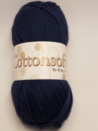 KC Cottonsoft dk 741 French Navy