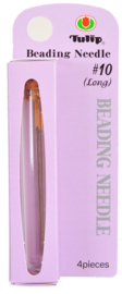 Beading Needles Long Tulip