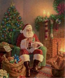 A Classic Christmas P9540 - paneel