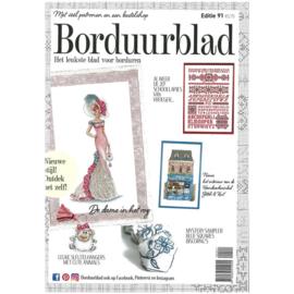 Borduurblad editie  91