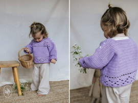 Baby Truitje Gehaakt Durable Cosy Extra Fine