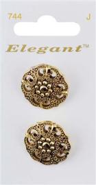 744 Elegant knopen