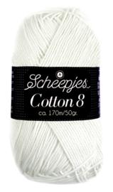 502 Cotton 8 Scheepjes