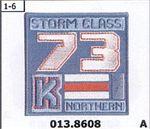 08 Storm Class ReStyle Applique Patch