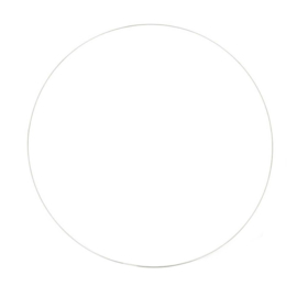 50cm Blank Metalen Ring