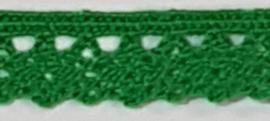 Groen kant 11mm