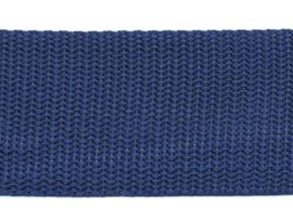 Donker Blauw Tassenband