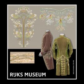 Rijks museum Habit à la Francaise Linnen borpakket - Thea Gouverneur
