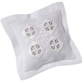 Pillow Aida Mini Hardanger Collection Permin