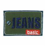 06V10 Groene Jeans ReStyle Applicatie