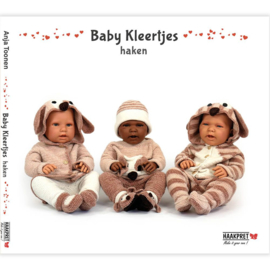Baby Kleertjes haken - Haakpret