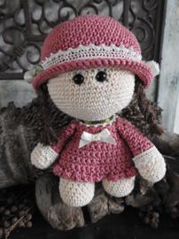 Funny Lizzy Crochet Kit