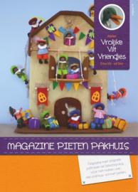 Magazine Pieten Pakhuis Vrolijke Vilt Vriendjes