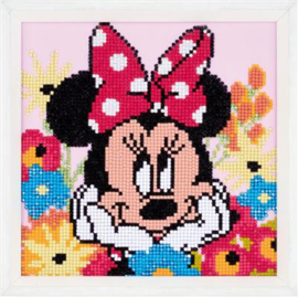 Minnie Mouse Dagdroomt Disney Diamond Painting