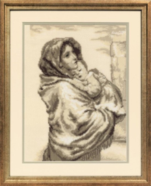 Onze  Lieve Vrouw Aida telpakket Vervaco