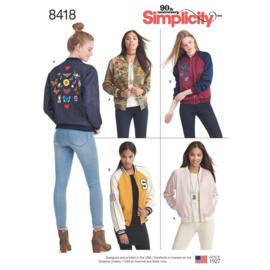 8418 D5 Simplicity