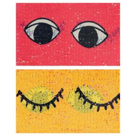 Application Reversible Eyes
