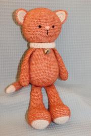 Poekie Oscar (oranje)