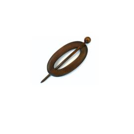 Ovalen Houten Vestspeld H2