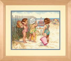 Beach Babies Aida telpakket - Dimensions