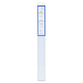 Blanc iriserend ( Glitter) 5,5 kruisjes per cm DMC Aidastof 38,1x45,7cm