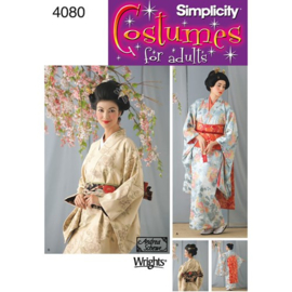 4080 HH Costumes Simplicity 32-38