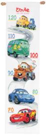 Cars Meetlat aida Vervaco telpakket