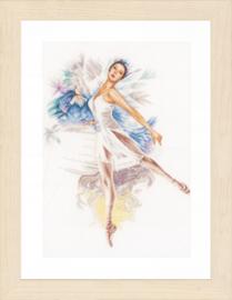 Ballerina Evenwaeve Telpakket Lanarte