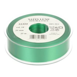 18 25mm Lint Satin Luxe Double face p.m.