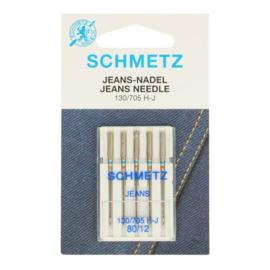 80/12 Jeans Naalden Schmetz