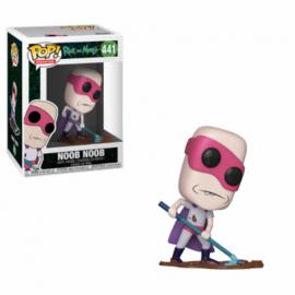 Noob Noob Rick & Morty Pop!Funko