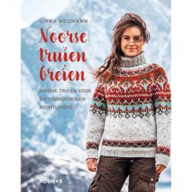 Noorse truien breien - Linka neumann
