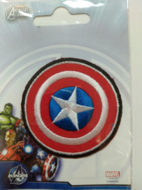 Captain America's Shield Fix-it Marvel Avengers Applique Patch