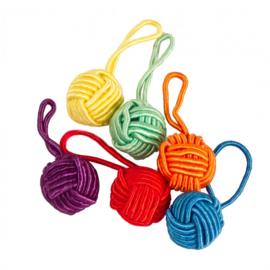 Gekleurde Yarn Ball Steekmarkeerders  HiyaHiya