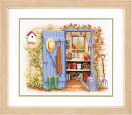 Mijn Tuinhuisje Aida Vervaco Telpakket