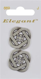 669 Elegant knopen