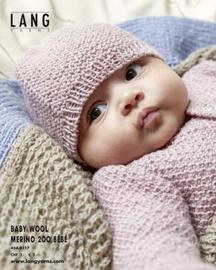 Lang yarns Baby Wool Merino 200 Bébé
