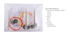 KnitPro Nova Metal starters set verwisselbare naalden