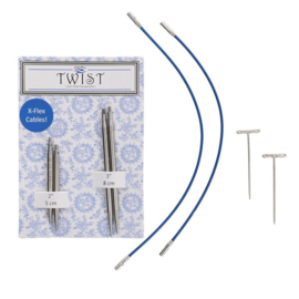 ChiaoGoo Twist Lace Short Combo Pack 3.50mm