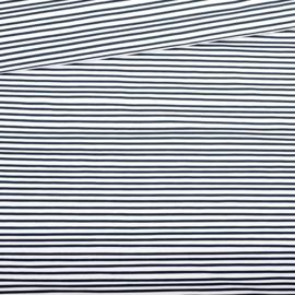 Stripes French Terry Eva Mouton