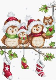 The Owls Aida Luca-S Telpakket