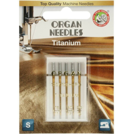 Titanium 75-90 Organ needles
