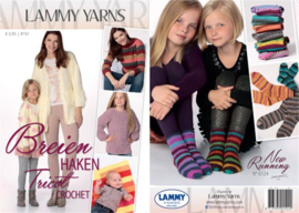 No. 61 Lammy Yarns