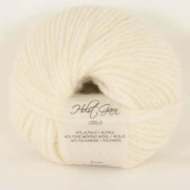 01 Winter White Cielo - Holst Garn