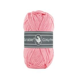 229 Flamingo pink Cosy fine Durable