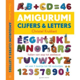 Amigurumi Cijfers & Letters - Christel Krukkert